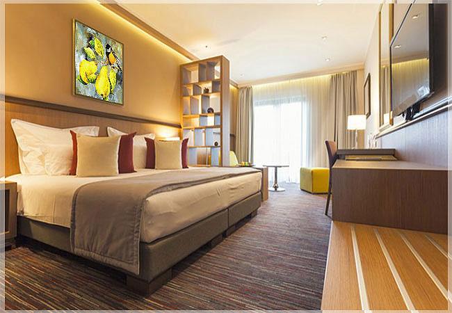 Desain Ruang Hotel Minimalis