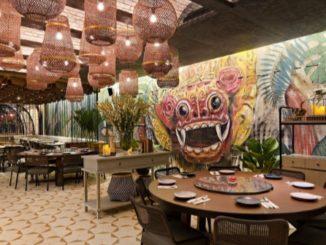 Interior Restoran naunsa bali